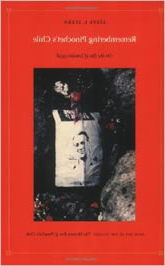 Bookcover - Remembering Pinochet's Chile: On the Eve 的 London 1998