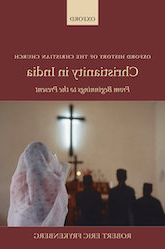 Book Cover: Christianity In India